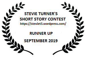 Short Story Runner up Sept 2019